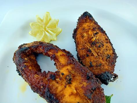 Masala Meen Varuval (Fish Roast)