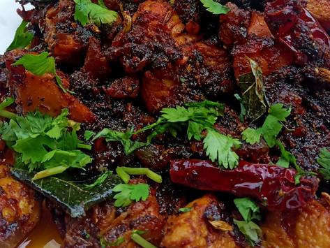 Instant Pepper Chicken Fry