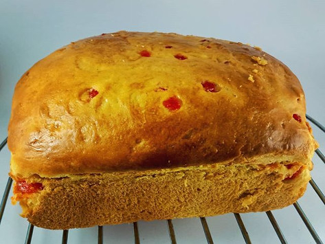 Sweet Tutti Frutti Bread