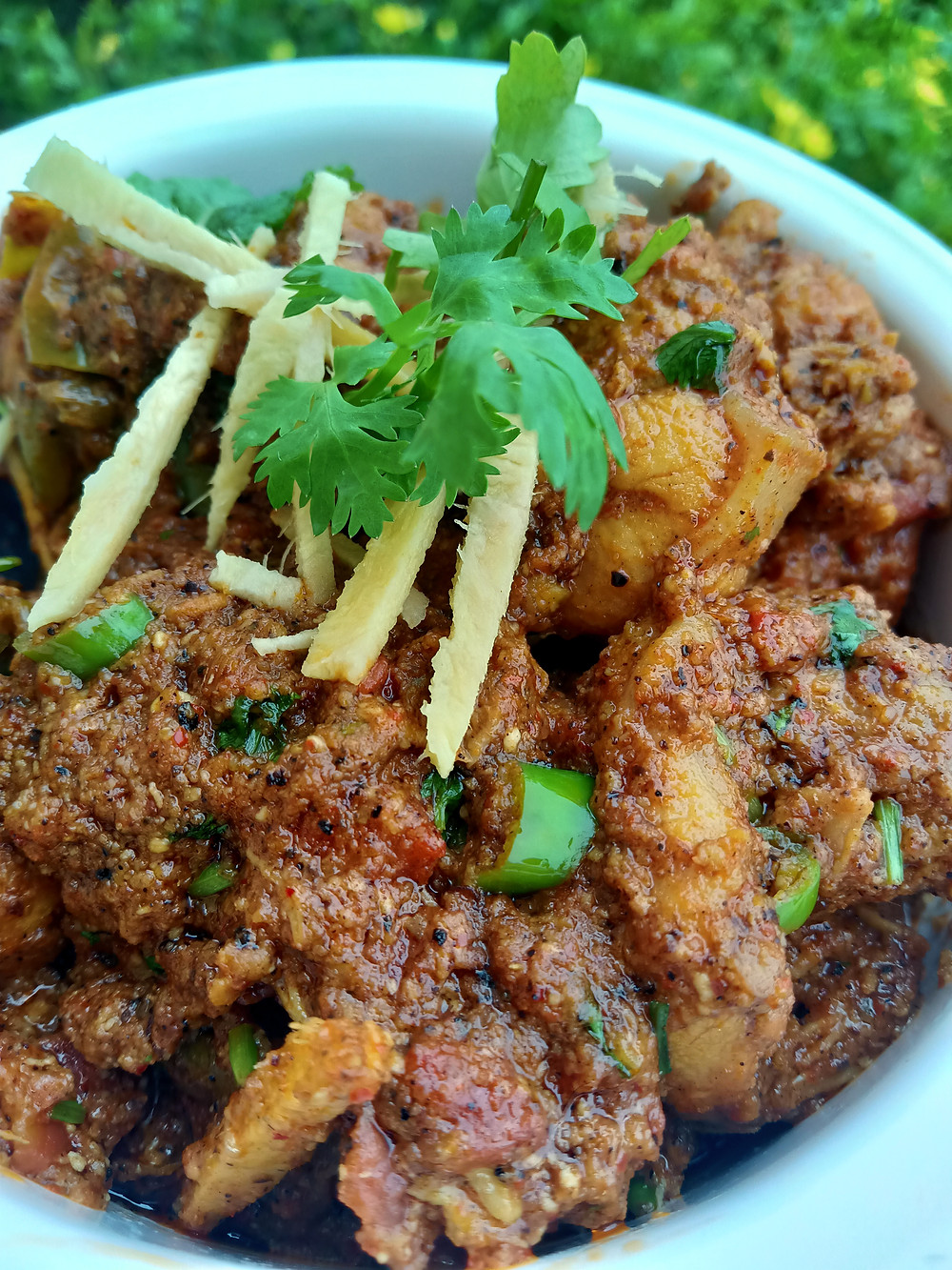 Pakistan Style Chicken Karahi Recipe