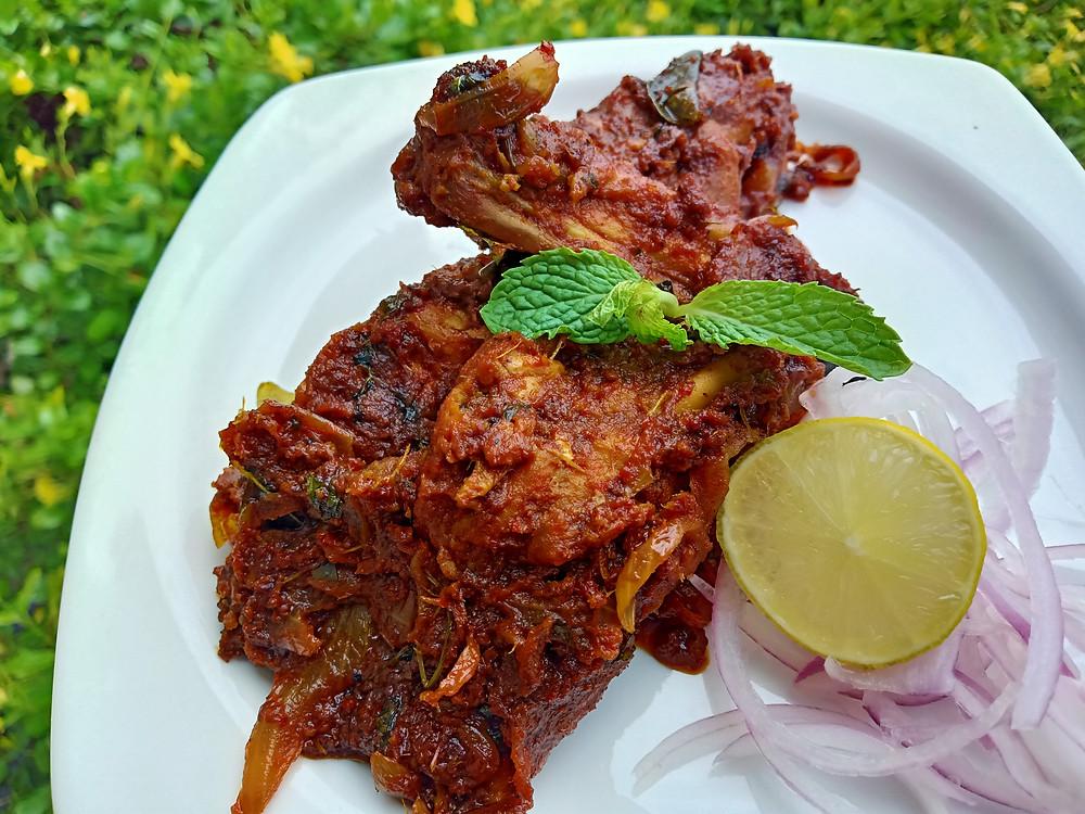 Chicken Masaledhar roast Recipe
