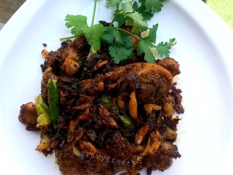 Garlic Chicken Roast