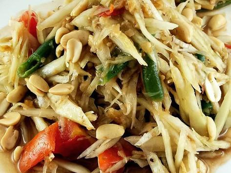 Som Tum/ Green Papaya Salad