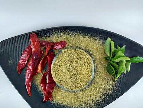 Karuveppillai Podi/ Curry Leaves Powder