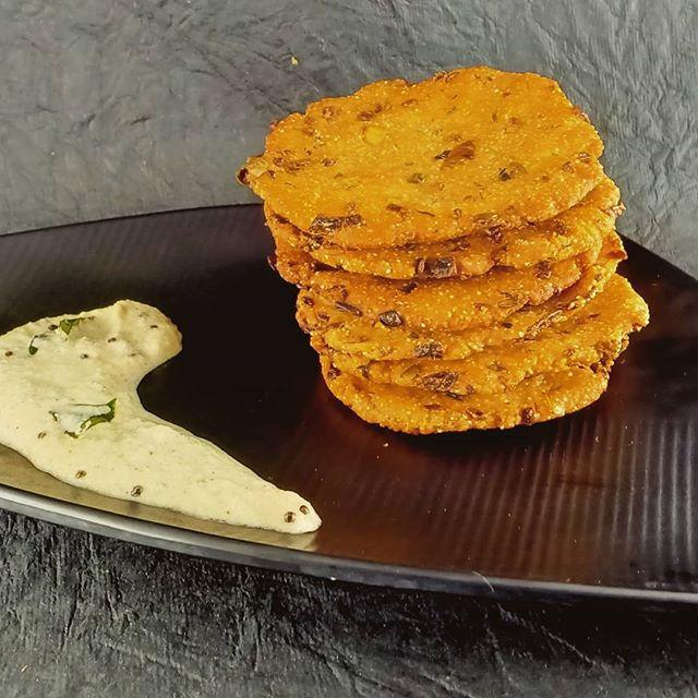 Karnataka special Maddur Vada crispy vada
