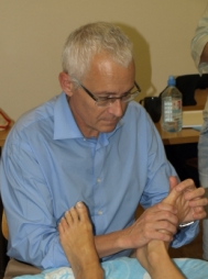 Dr Jesus Manzanares, équipe Ecole Réflexe Santé