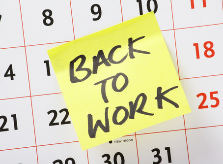 Working in the Summer of COVID: Three Essential Topics to Cover With Returning Employees