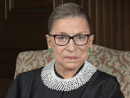 Justice Ginsburg's Lasting Impact on Workplace Equality