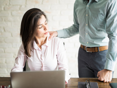 Workplace Sexual Harassment in the News Again