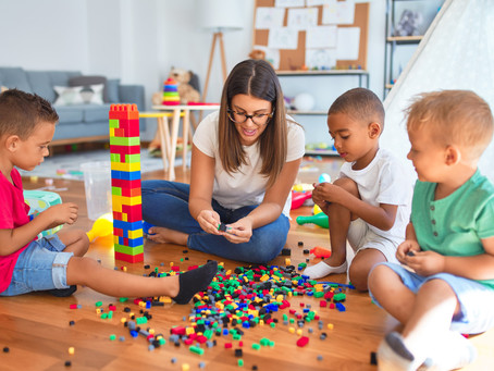 Returning to Work After Unemployment? You may be Eligible for Child Care Assistance.