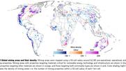 Renewable energy production will exacerbate mining threats to biodiversity