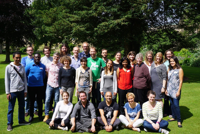 Oxford and the Interdisciplinary Conservation Network (ICN) workshop