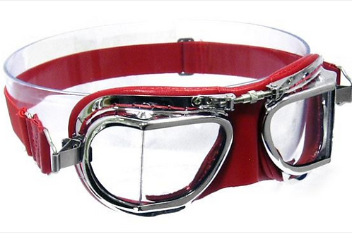 Mark 49 Leather Compact-Red