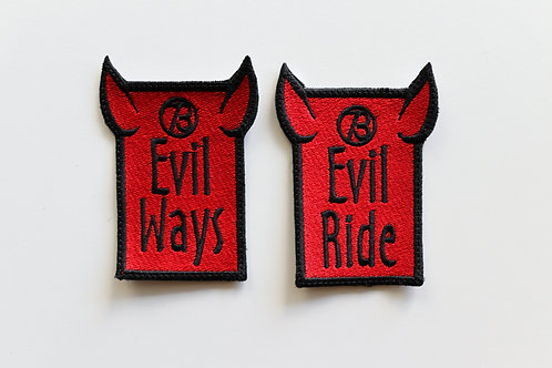 Evil Ways (juego de 2 piezas)