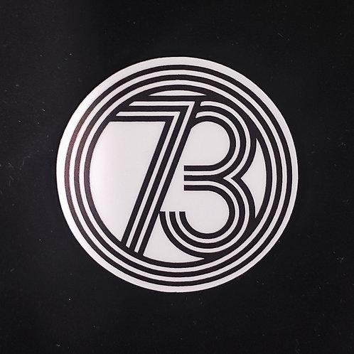 Estampa 73 en color negro