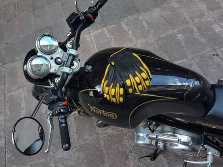 Cómo cuidar de tus guantes 73 moto
