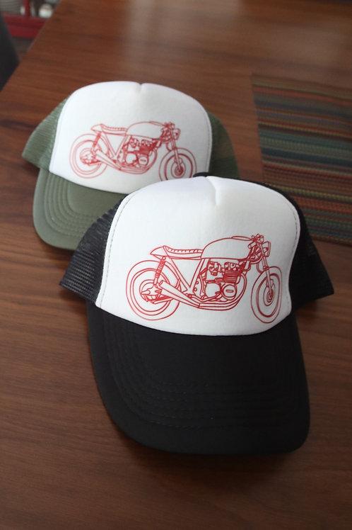 Café Racer Cap
