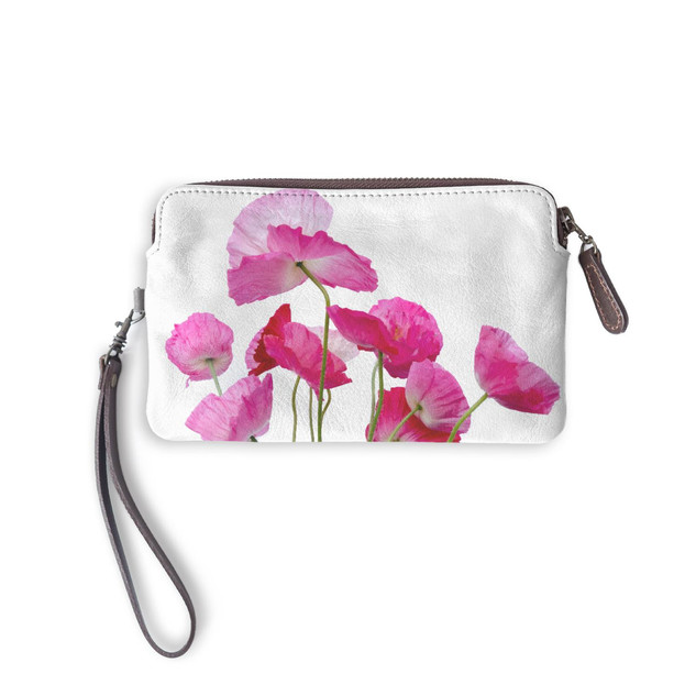 VIDA_Leather-Statement-Clutch_Pink Poppy