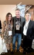 Dr. Graham Simpson & Dr. Cícero Gali Coimbra