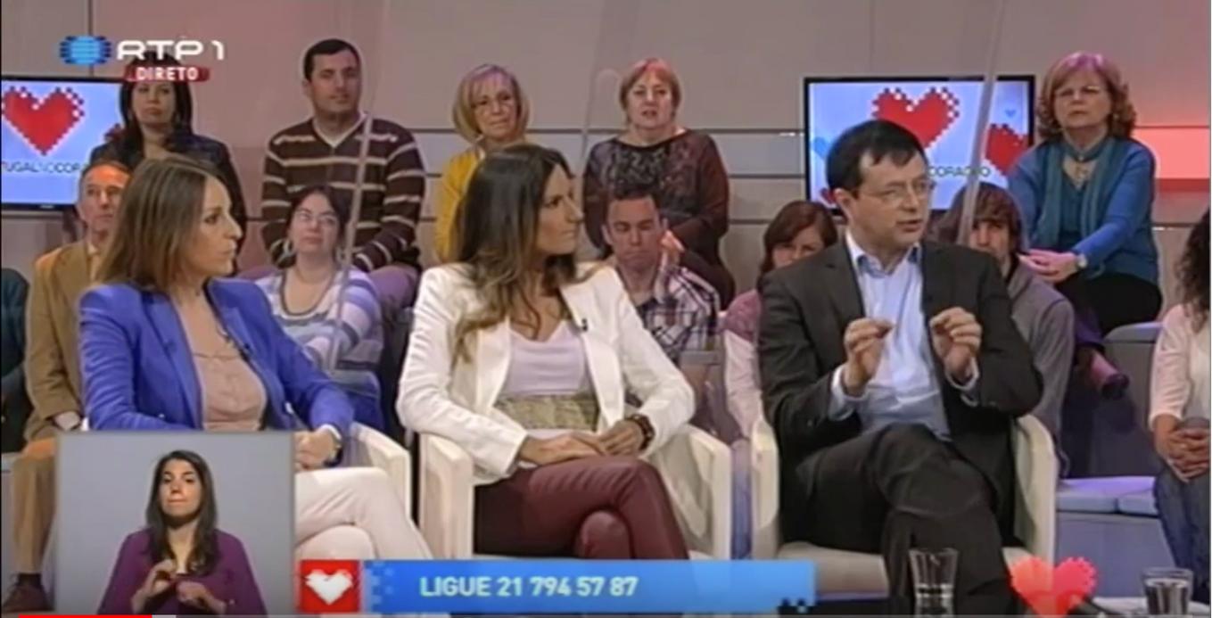 Portugal no coração - com Cátia Antunes e Pedro Choy