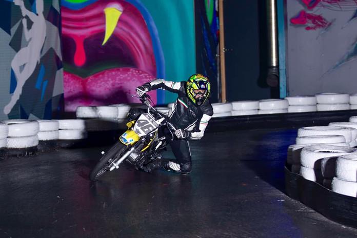 Bike Training Kartsport Friesacher