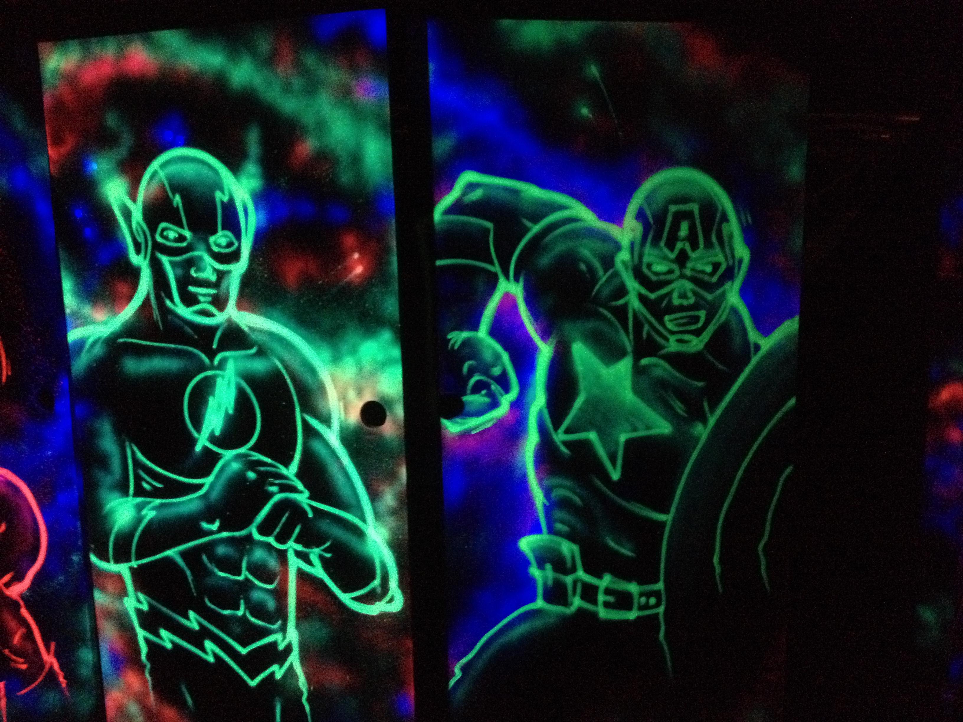 Mega Lasergame Lasertag