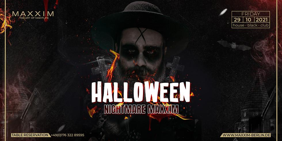 HALLOWEEN NIGHTMARE MAXXIM