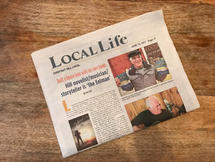 Did you see Chestnut Hill Local?