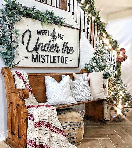 Christmas Entry Way Decor.jpg