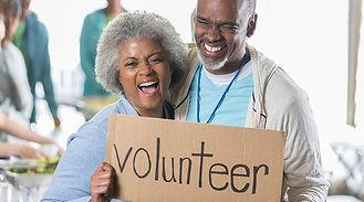 everyone volunteers