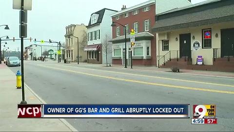 GG's Bar in St Bernard...Unjustly closed!