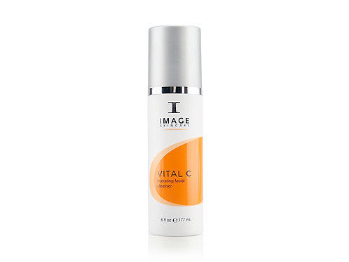 Vital C, Hydrating facial cleanser