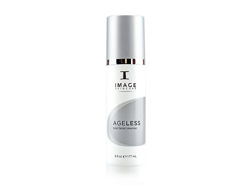 Ageless,Total facial cleanser