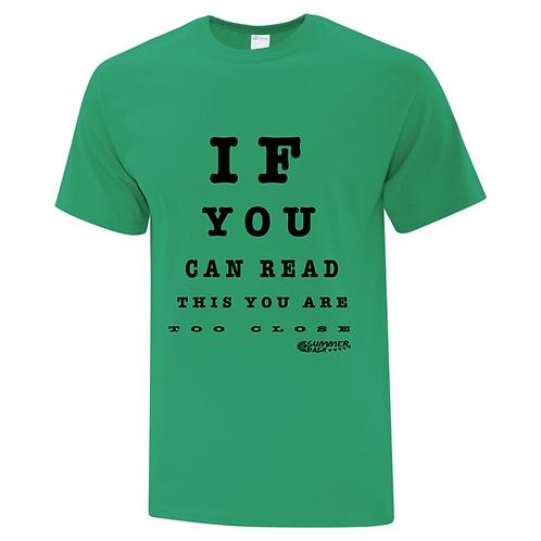 Maglietta Everyday Cotton - Se puoi leggere questo ...