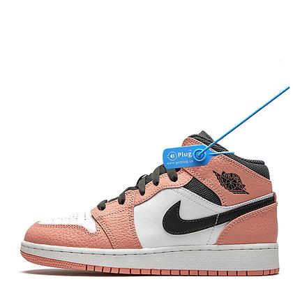 """Jordan 1 Mid GS """"Pink Quartz"""""""