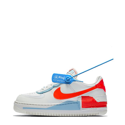 Nike Air Force 1 WMNS Shadow Team Orange