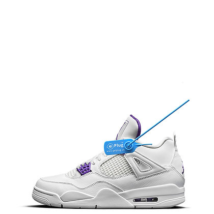 "Jordan 4 ""Metallic Purple"""