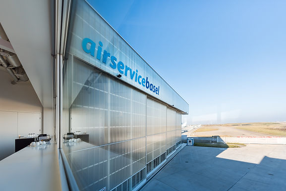 Air Service Basel reaches IS-BAH Stage 2 Certification for FBO in Basel