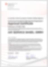 ASB Swiss FOCA Certificate