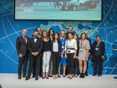 Presenting a sustainability label to the Business Aviation industry