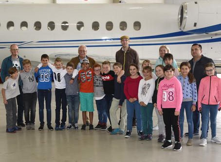Introducing business aviation to the next generation