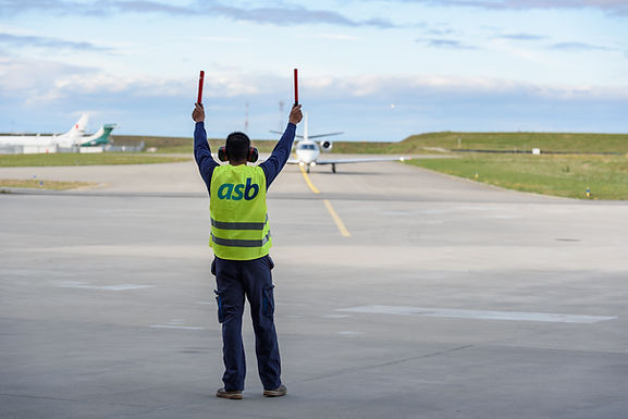 Air Service Basel Welcomes Guests For Art Basel
