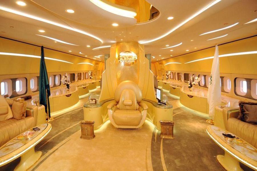 Prince Alwaleed bin Talal al-Saud Airbus