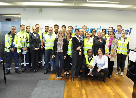 Air Service Basel Receives IS-BAH Certification