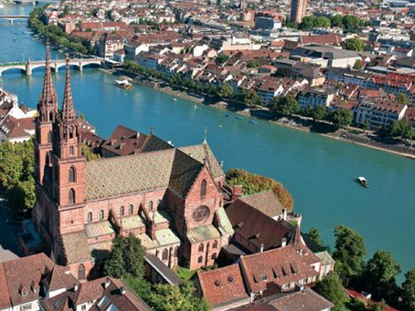 14 reasons to visit Basel