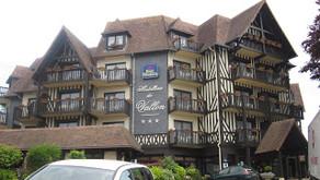 Best Western Hostellerie Du Vallon Review Trouville-sur-Mer