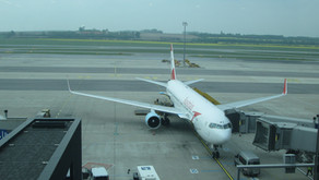 Austrian Airlines B767 Business Class Review