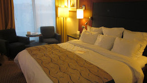 Ghent Marriott Hotel Review