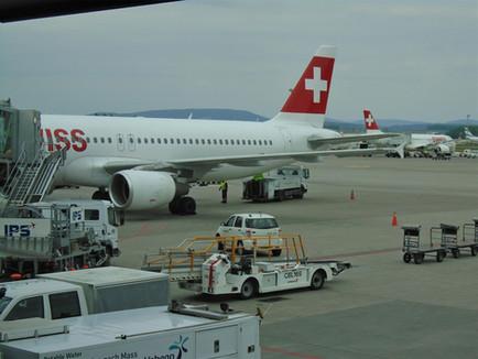 SWISS A320 & A321 Business Class Review