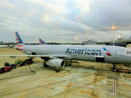 American Airlines A321 First Class Review
